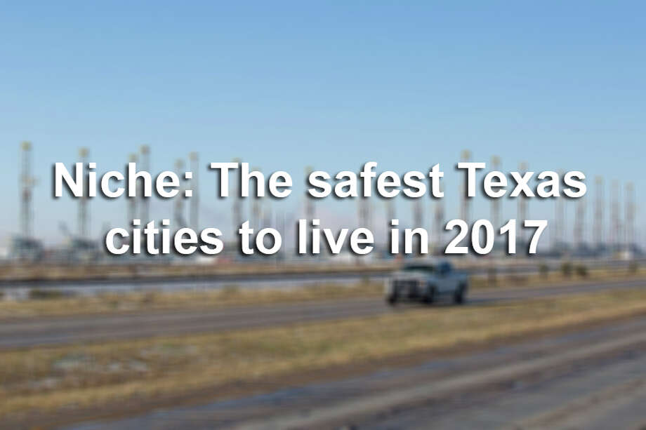 Analysts at Niche ranked the safest Texas cities in 2017. Keep clicking to see which cities made the top 25. Photo: Courtney Sacco,  MBO / Associated Press