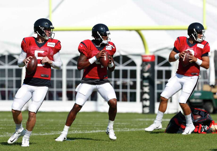 PHOTOS: What to watch for during the Texans' first preseason gameThe Houston Texans open the preseason tonight against the Carolina Panthers. Here are some things to watch for as well as some questions that need to be answered for the Texans.Browse through the photos above to learn what to watch for during tonight's preseason opener for the Texans. Photo: Brett Coomer, Staff / © 2017 Houston Chronicle}