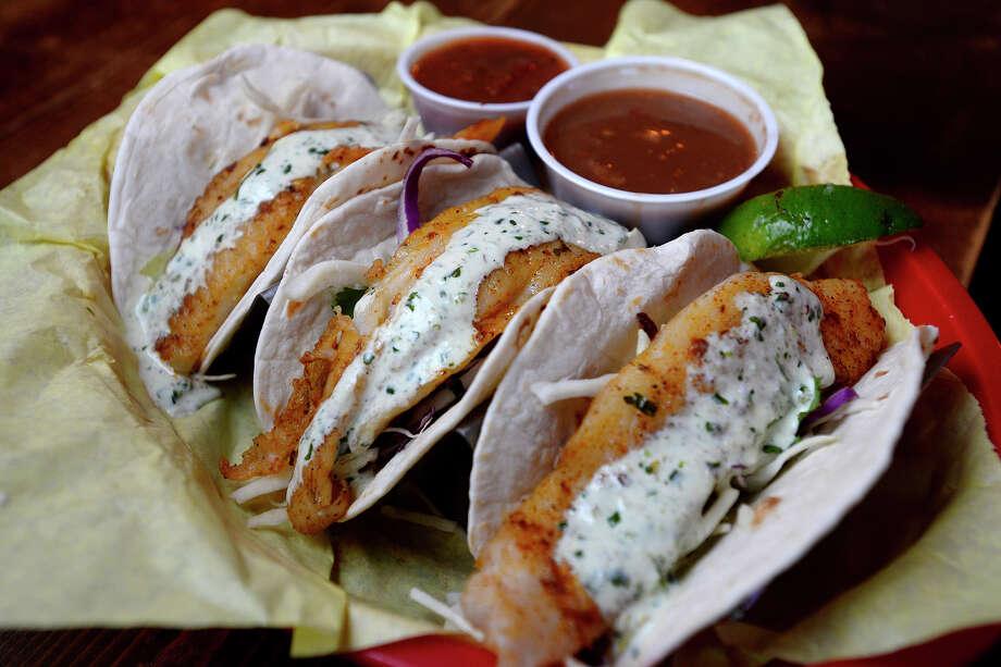 Tia Juanita's Fish Camp is the Readers' Choice winner for best tacos.  Photo taken Monday 6/12/17 Ryan Pelham/The Enterprise Photo: Ryan Pelham / ©2017 The Beaumont Enterprise/Ryan Pelham