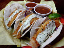 Tia Juanita's Fish Camp is the Readers' Choice winner for best tacos.  Photo taken Monday 6/12/17 Ryan Pelham/The Enterprise