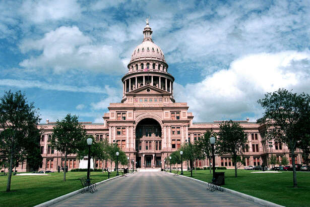 Texas State Capitol in Austin. Staff photo by Delcia Lopez