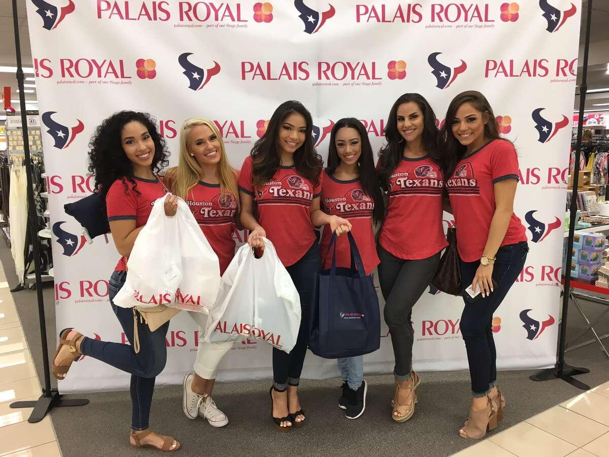 PALAIS ROYAL If the Texans win, you get $20 off a $50 purchase When:Day after the Texans win. How:Say