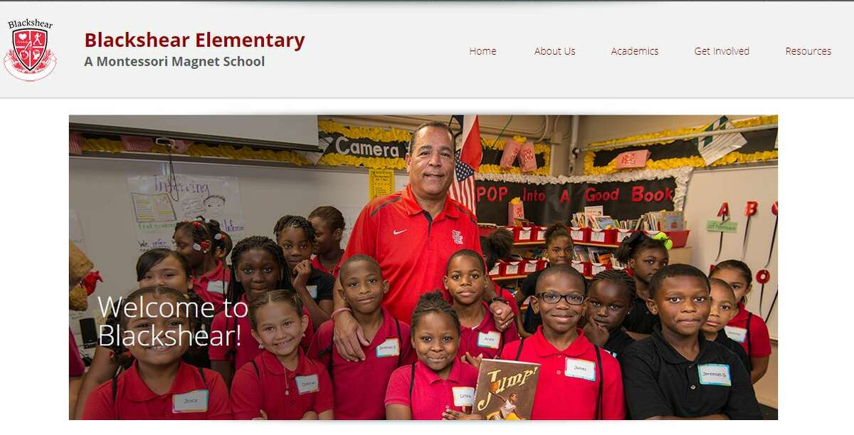 Blackshear Elementary School District: Houston ISD Enrollment: 537 Consecutive years of