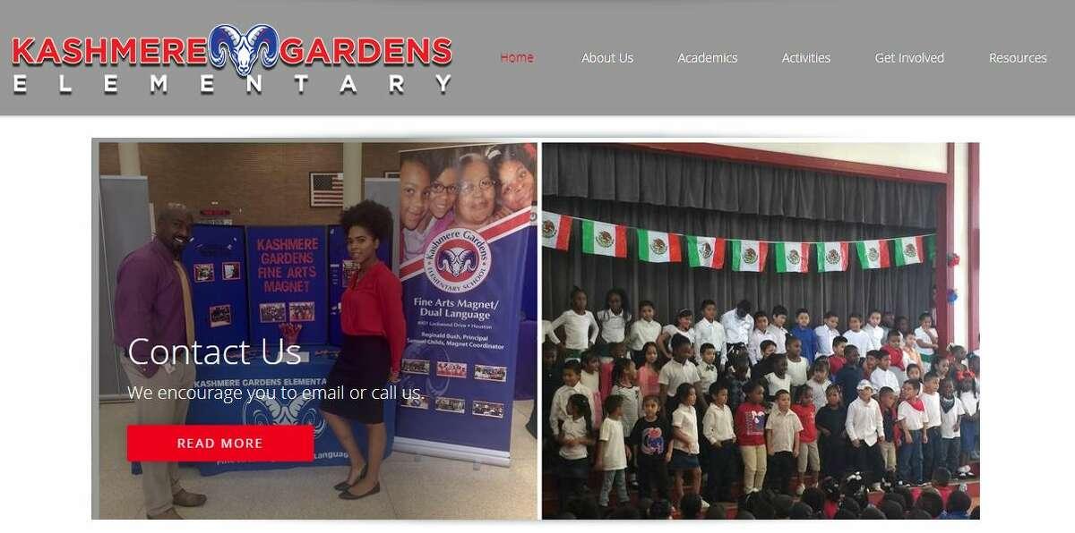 Houston ISD -- Kashmere Gardens Elementary School