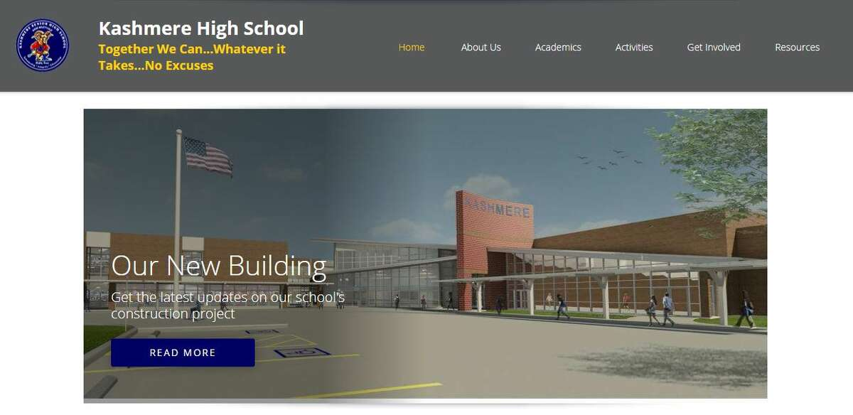 """Kashmere High School District: Houston ISD Enrollment: 607 Consecutive years of """"improvement required"""": 7"""