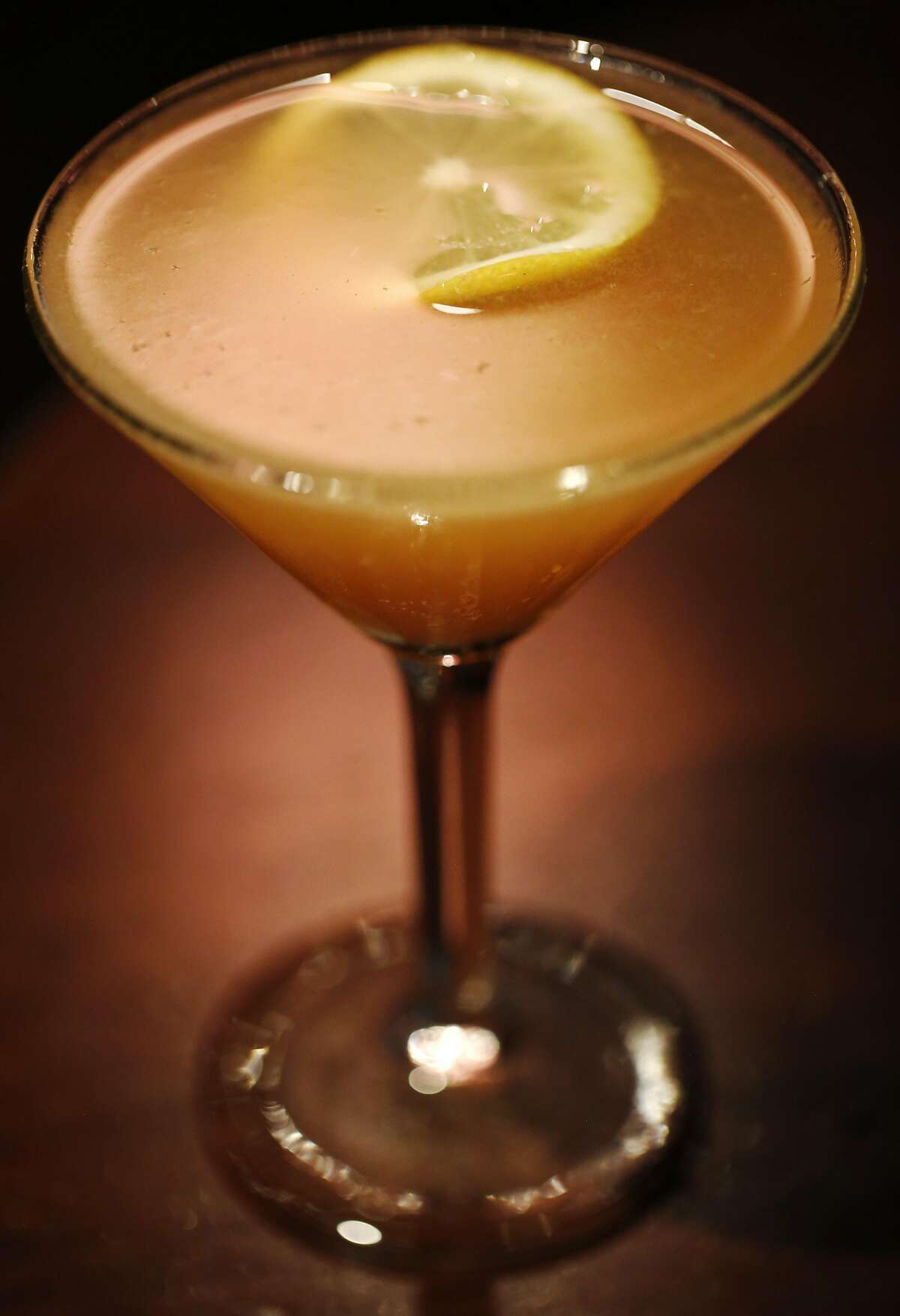 Deco Lounge Sidecar pictured at Ginger's in the Financial District August 5, 2017 in San Francisco, Calif.