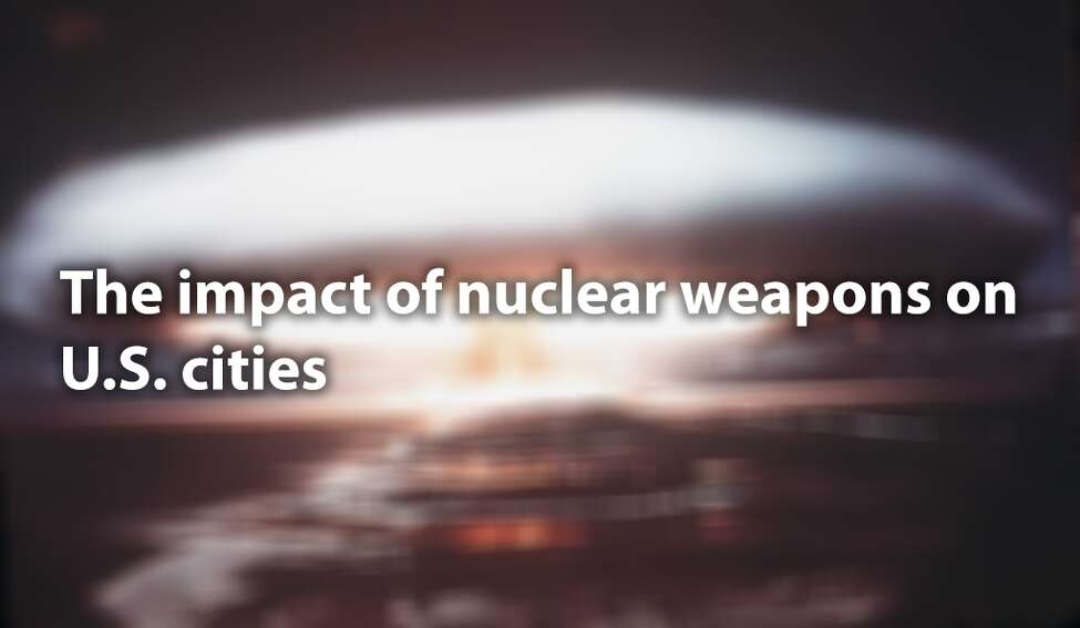 Around the world countries continue to develop and test weapons of mass destruction. What would happen if the U.S. was hit by one? Alex Wellerstein, a nuclear historian, created a tool that shows the impact and aftermath a nuclear device would have anywhere in the world.Keep clicking to see which cities we targeted in the U.S.Source:NukeMap