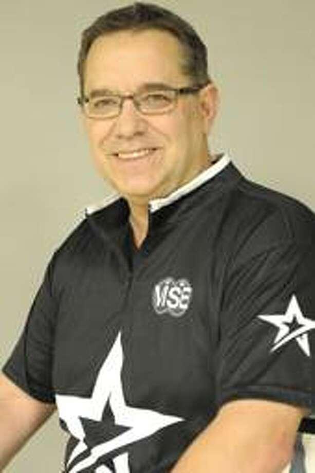 PBA player Brian LeClair of Delmar. (PBA photo)