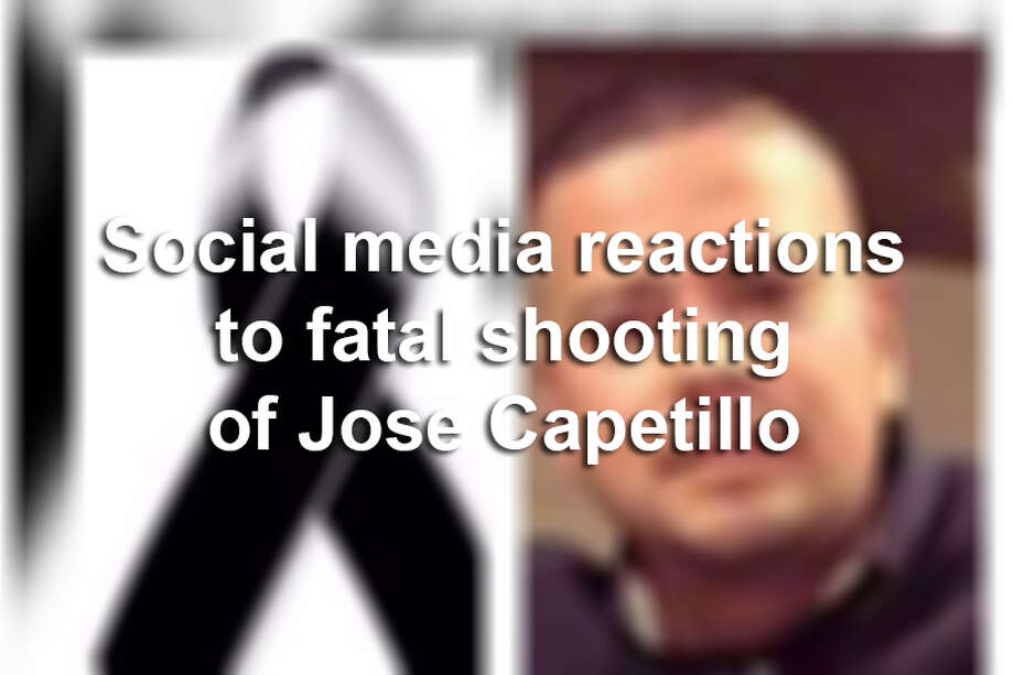 Click through this gallery to see social media reactions to the fatal shooting of Jose Capetillo. Photo: Facebook