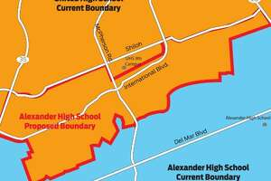 These changes would affect the new middle school off Highway 359, Gonzalez Middle School, United Middle School, Trautmann Middle School, and the new middle school where United High School's 9th Grade Campus is currently.