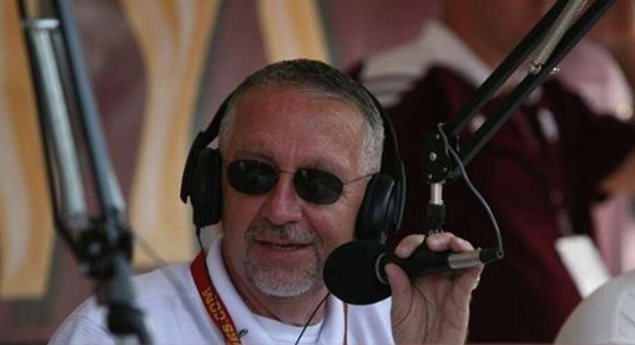 """Dave South, iconic """"Voice of the Aggies"""" since 1985, will retire from his Texas A&M football radio play-calling duties following the upcoming season. Photo: Texas A&M Athletics"""