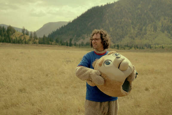 "In Kyle Mooney's movie ""Brigsby Bear,"" a young man learns the startling truth behind his favorite TV show. MUST CREDIT: Sony"