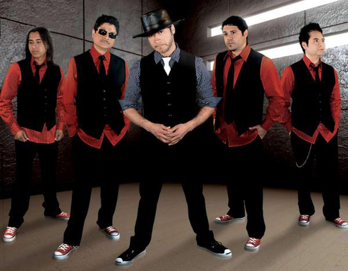 La Mafia takes the stage Friday at Arena Theatre.