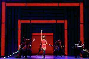 """Deborah Cox stars in the Broadway at the Hobby Center production of """"The Bodyguard."""""""