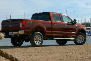 2017 Ford F-250 Powerstroke Lariat