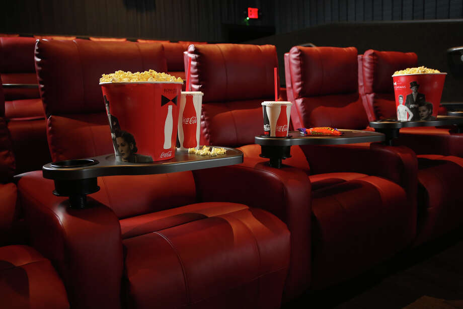 Bow Tie Cinemas, Ridgefield, CT Photo: Sandro De Carvalho