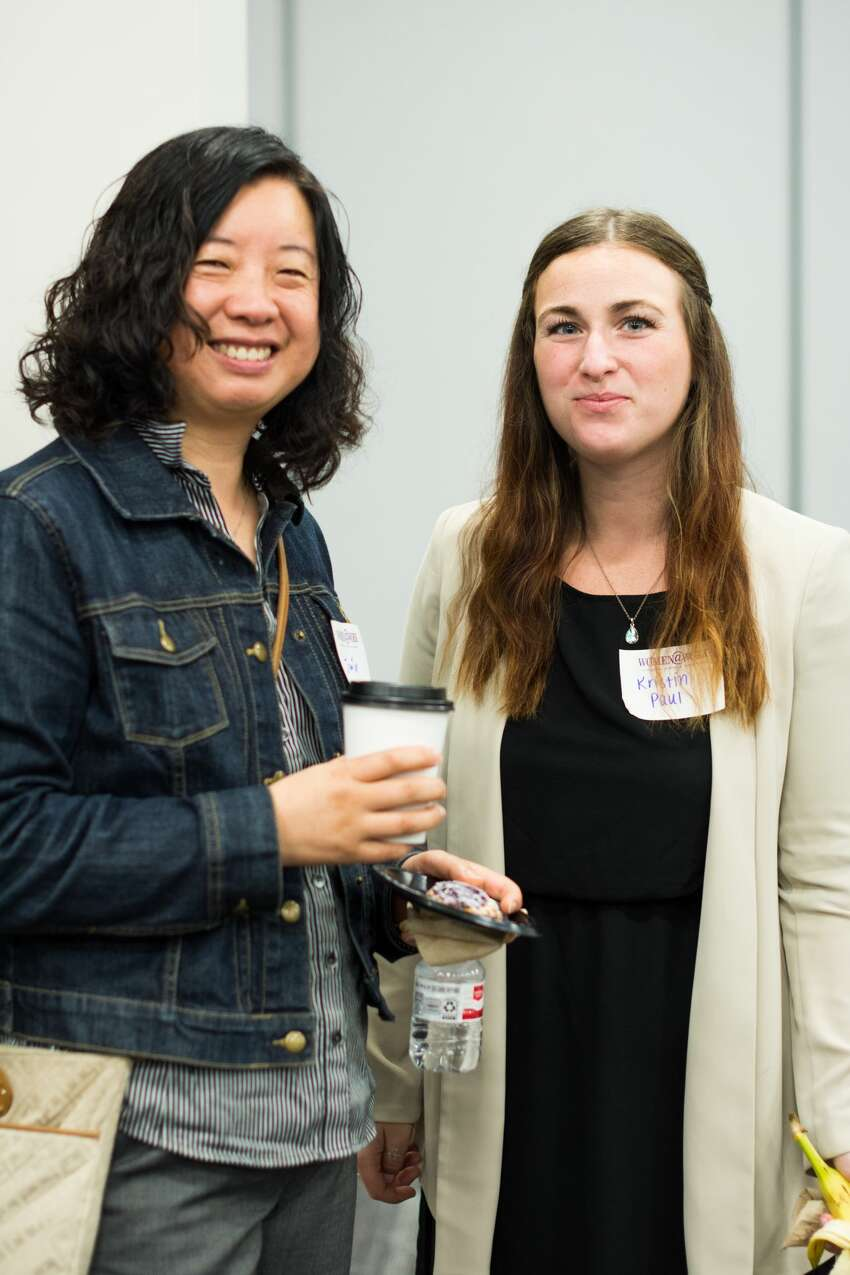 Were you Seen at the Women@Work breakfast event with Ashley Loggins, 2017 Albany Tulip Queen, at the Times Union in Albany on Wednesday, August 9, 2017? Not a member of Women@Work yet? Join today: timesunion.com/womenatworkjoin