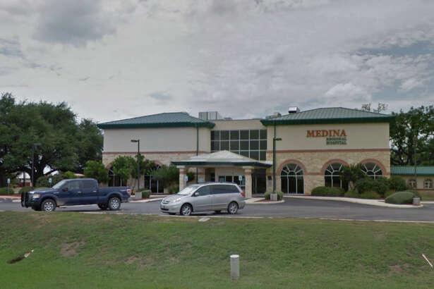 Medina Regional Hospital in Hondo