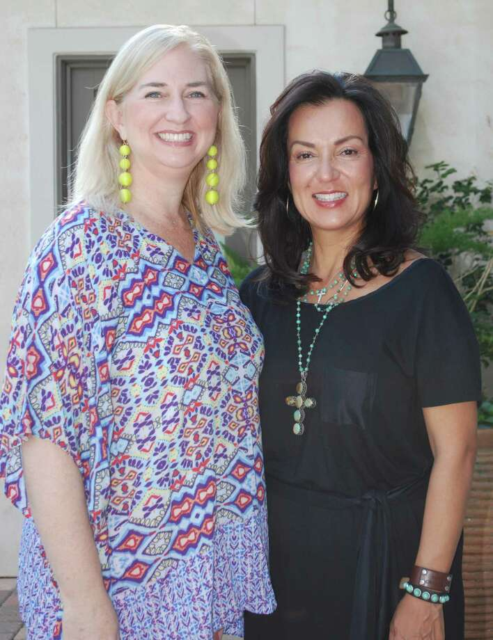 Memorial-area residents Michelle Majewski and Suzanne Stiles have been busy orchestrating Spring Branch Education Foundation's seventh annual Style Show and Luncheon. Photo: Spring Branch Education Foundation