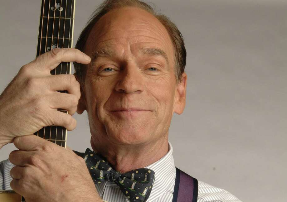 Singer-songwriter Livingston Taylor has taught hundreds of students, including John Mayer and Charlie Puth, at the Berklee College of Music. Photo: Courtesy Phil Porcella