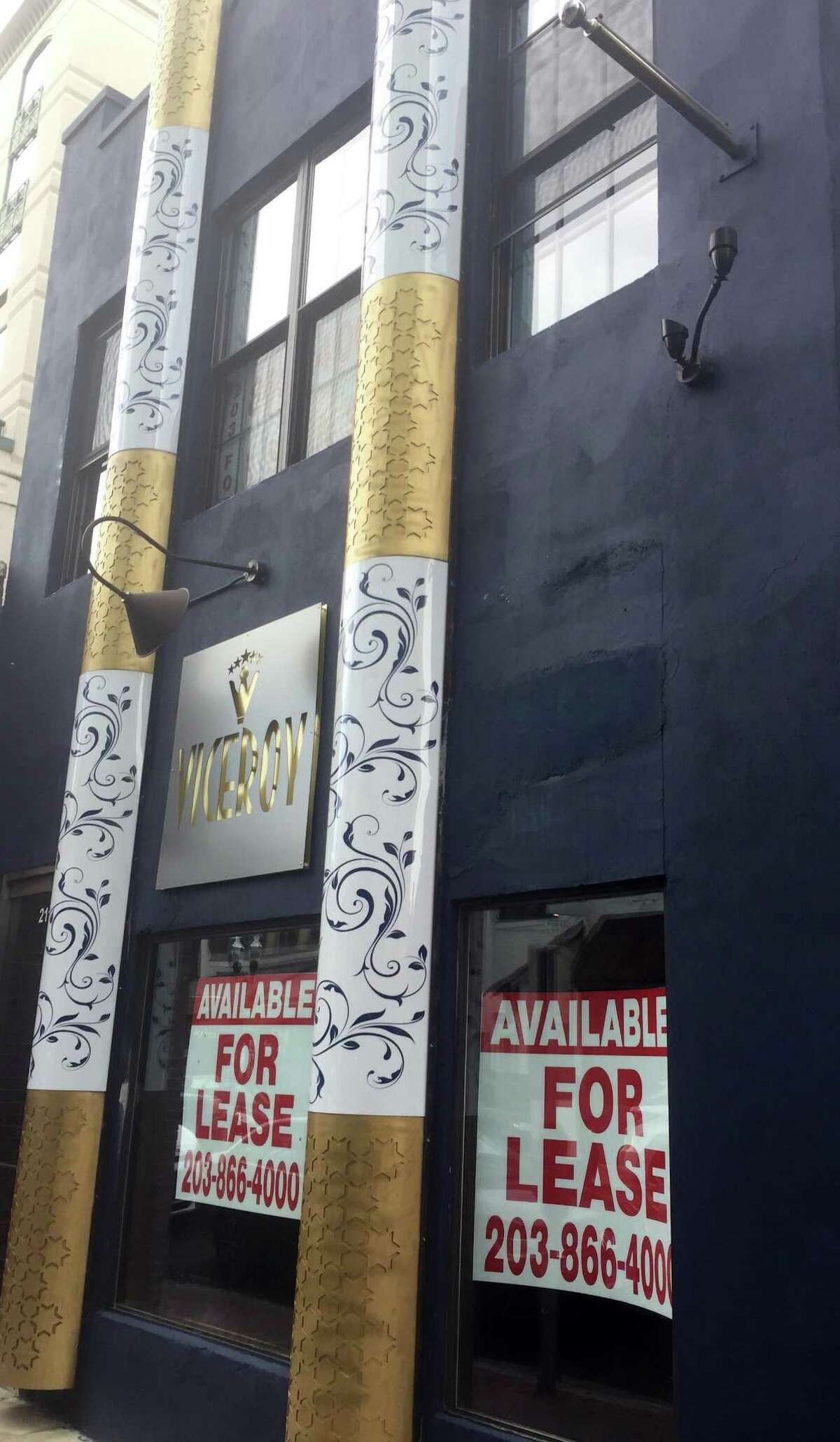 Viceroy Publik House has closed after an approximately three-month run at 211 Summer St., in downtown Stamford.