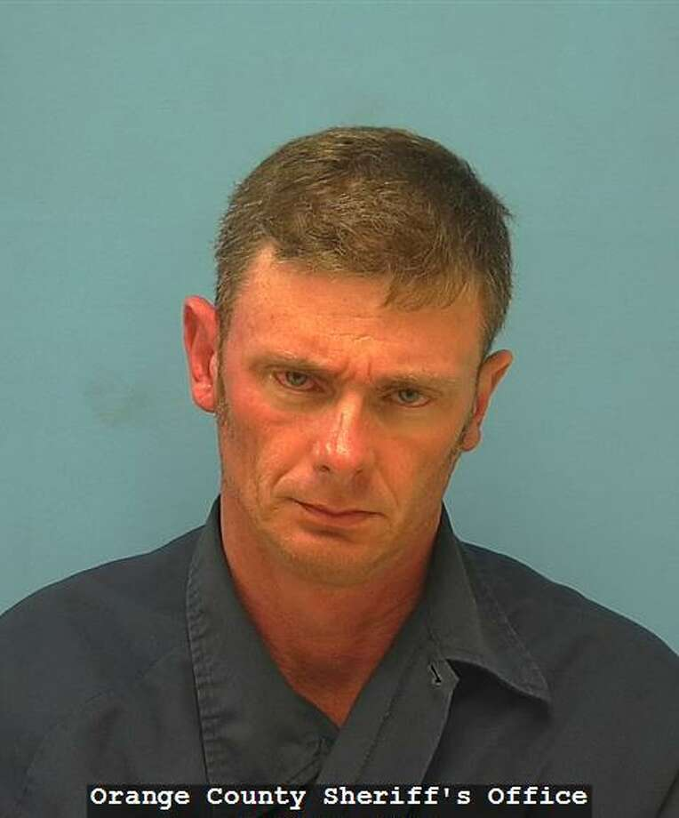 Michael Lynn Davis, 38, of Kountze, was sentenced to 20 years in prison for the  the May 15, 2016 death of 77-year-old Jerry Neal Campbell, of Vidor. He pleaded guilty to intoxication manslaughter on Aug. 2. Photo: Orange County Sheriff's Office