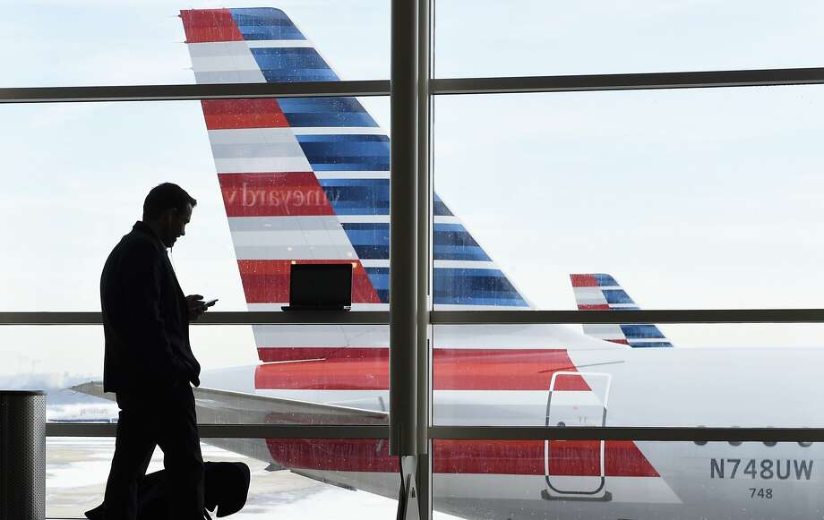 No need to worry about your AA flight next month Photo: Susan Walsh, Associated Press