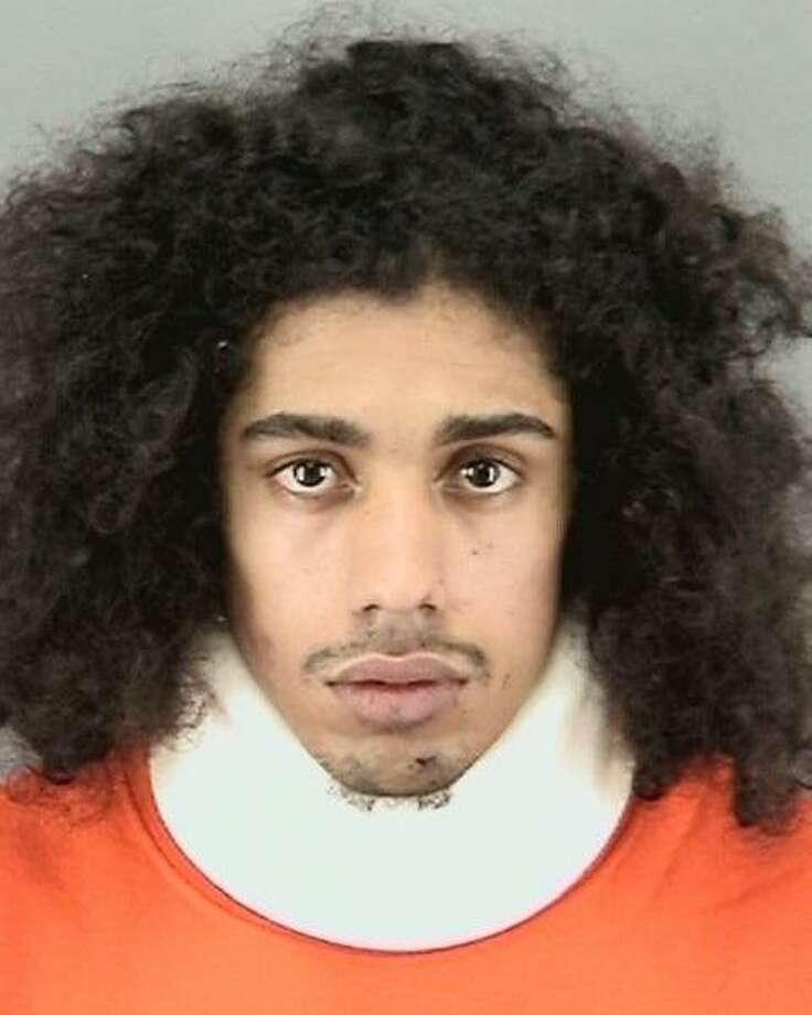 Devon Radel of San Bruno was arrested last week, police said. Photo: San Francisco Police Department