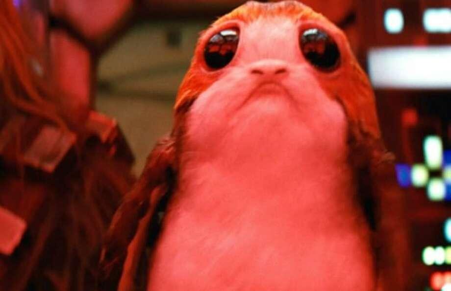 Porg Crazy: 'Star Wars' fans blow gasket over 'Last Jedi