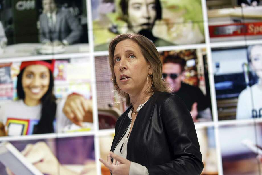 Susan Wojcicki, CEO of YouTube, is the highest-ranking female Google employee to respond to the memo controversy. Photo: Bloomberg Photo By Patrick T. Fallon / Bloomberg