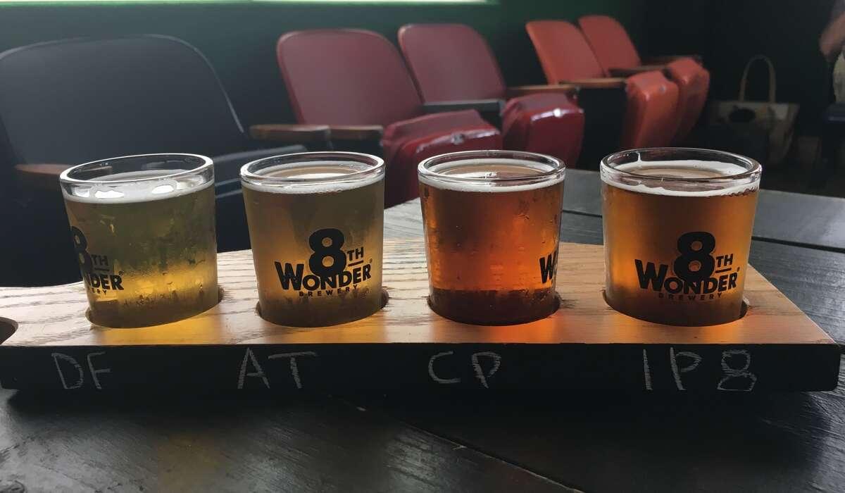 Aaron Corsi and Ryan Soroka - 8th Wonder Brewery