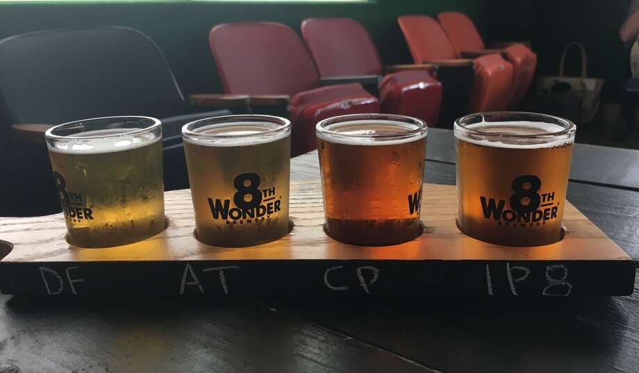 Aaron Corsi and Ryan Soroka–  8th Wonder Brewery
