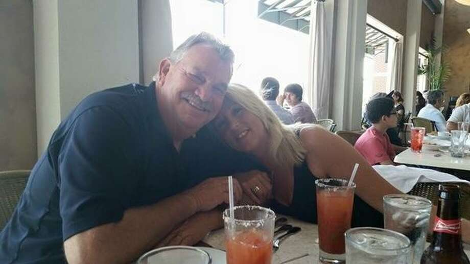 Dan and Betty Falls remain in St. Vincent's Hospital after a motorcycle crash last month in Monroe. Photo: / GoFundMe