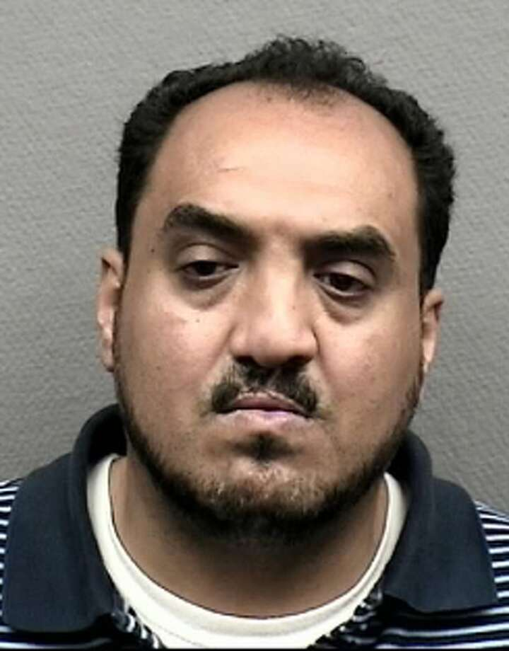 Salah Said Omar El-Hennawi, 44, of Houston, was charged with conspiracy and possession with intent to distribute synthetic cannabinoids. Photo: Contributed Photo