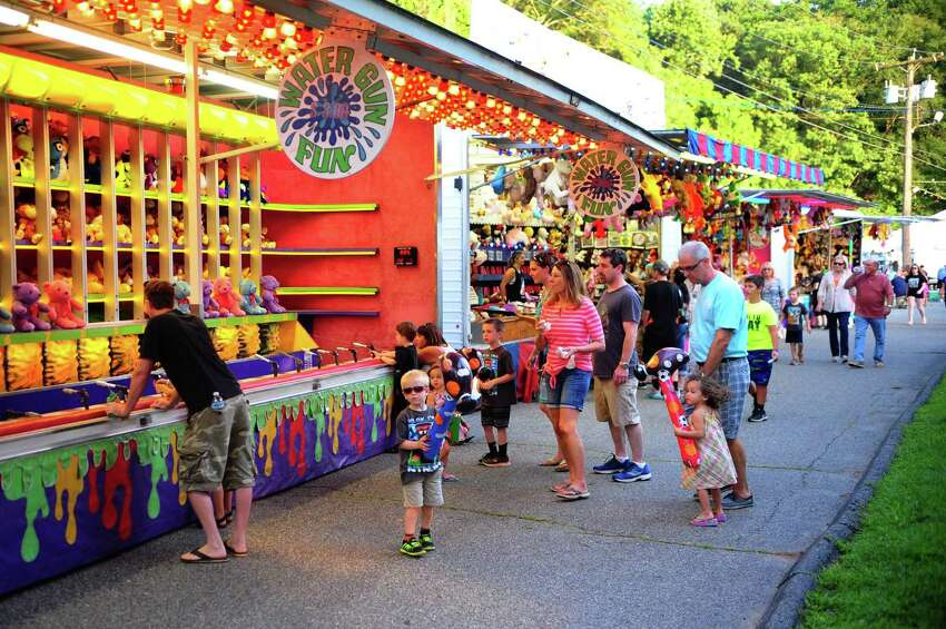 Holy Rosary's annual Italian festivalwill run from Friday to Saturday in Ansonia. There will be homemade Italian dishes, live Italian music and a bustling midway full of rides, games of chance and prizes.Find out more.