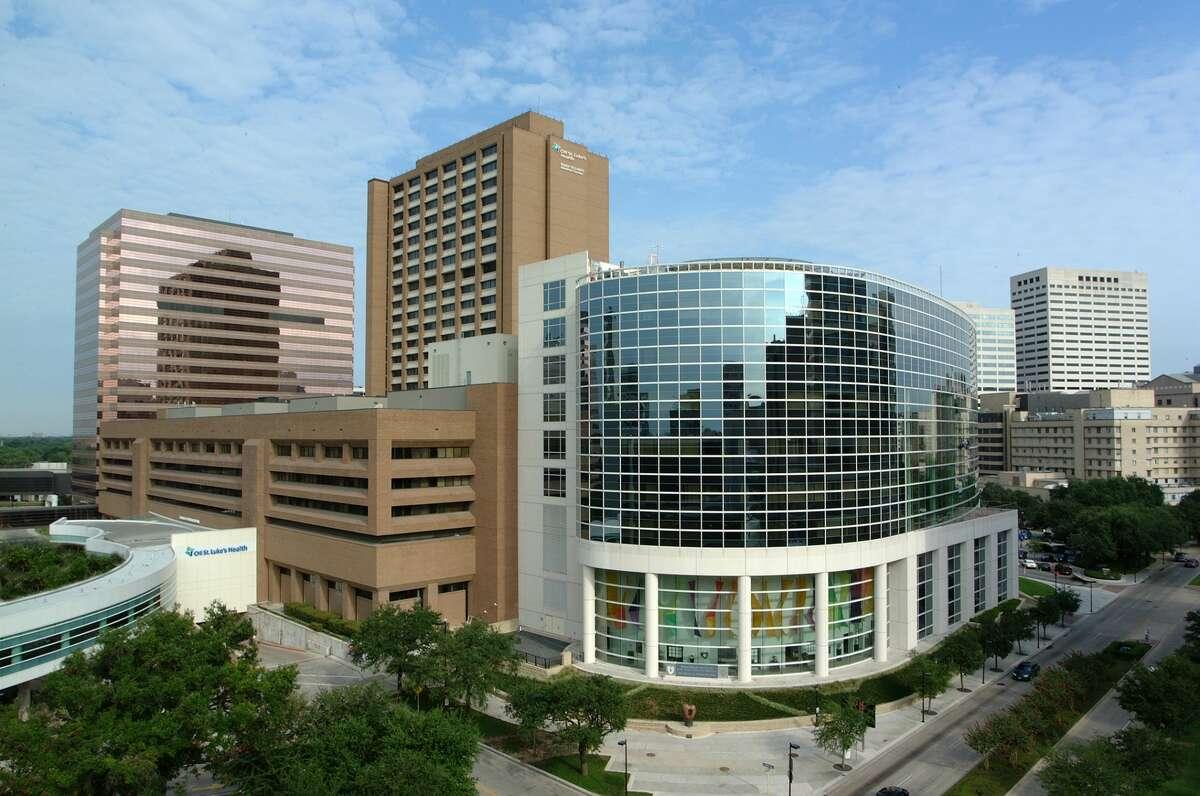 Baylor St. Luke's Medical Center 6720 Bertner Avenue Houston, TX 77030-2697 View detailed rating