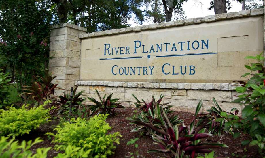 The River Plantation Country Club is seen, Wednesday, Aug. 9, 2017, in Conroe. Photo: Jason Fochtman, Staff Photographer / © 2017 Houston Chronicle