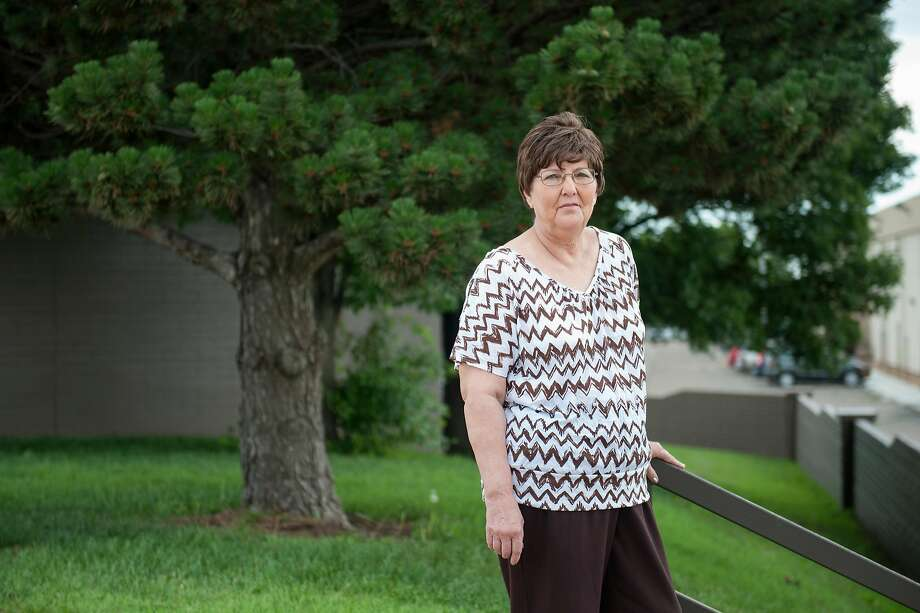 Donetta Raymond is among 70 ex- employees suing a Kansas firm. Photo: AMY KONTRAS, NYT