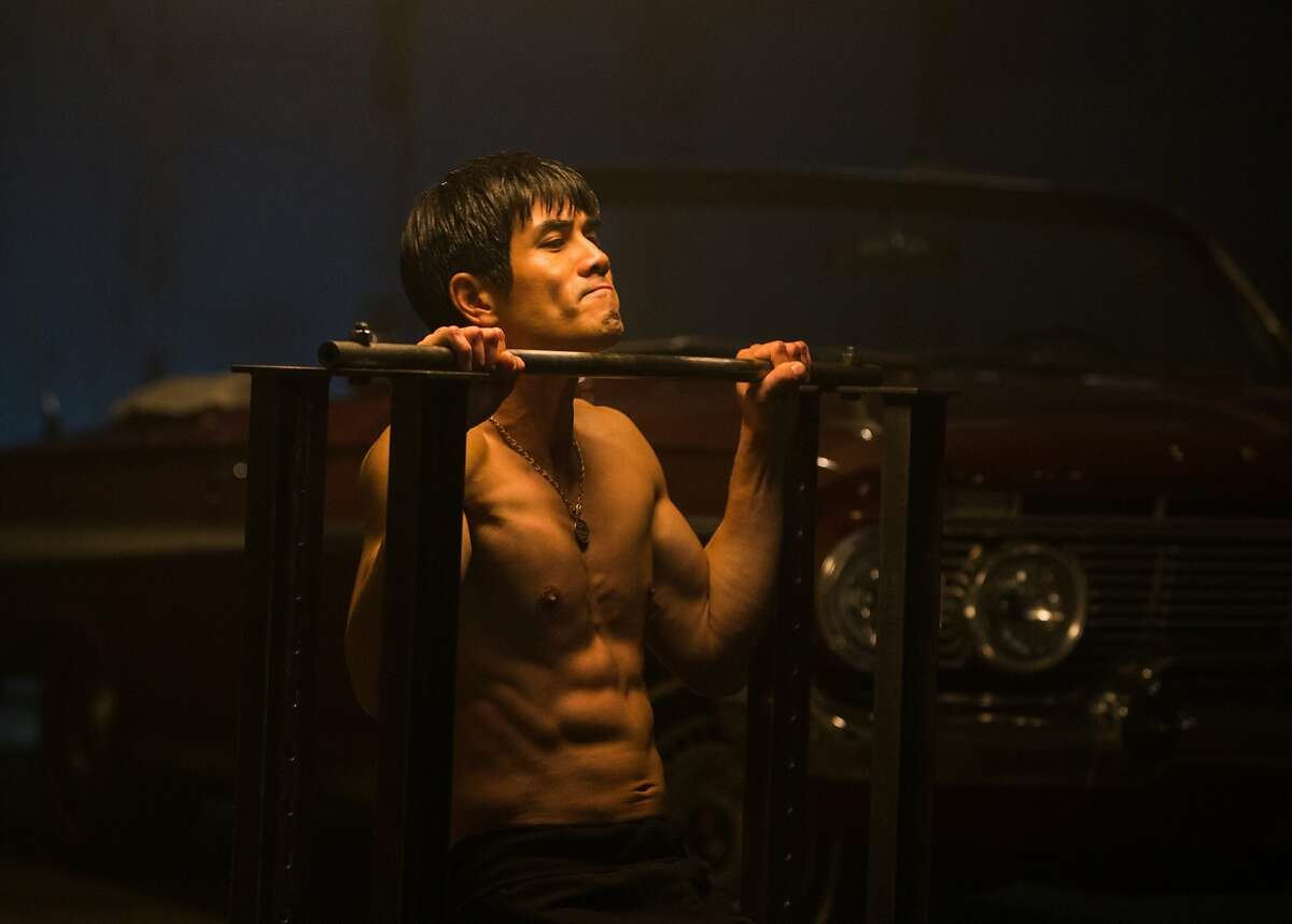"""Chicago-raised Hong Kong star Philip Ng plays Bruce Lee in """"Birth of the Dragon,"""" shot in San Francisco and set during Lee's Bay Area years. The film centers on Lee's fight against Wong Jack Man, a Chinese martial-arts master. Photo credit: James Dittiger. Courtesy BH Tilt."""