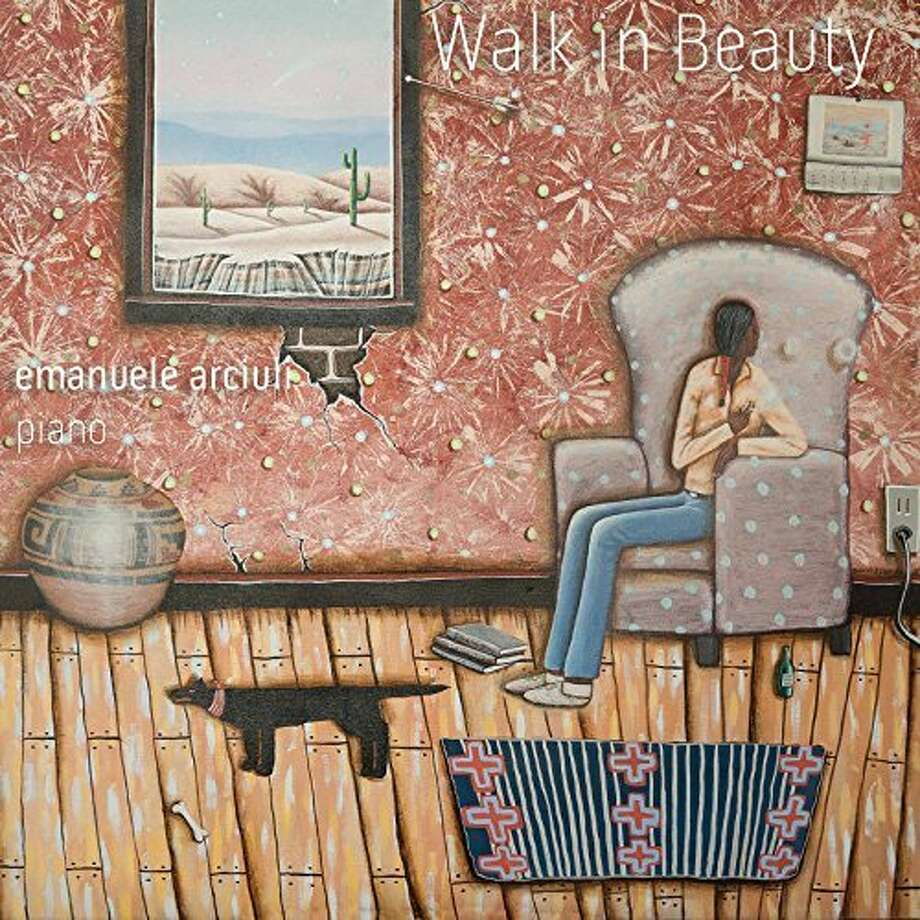 "Emanuele Arciuli, ""Walk in Beauty"" Photo: Innova Records"