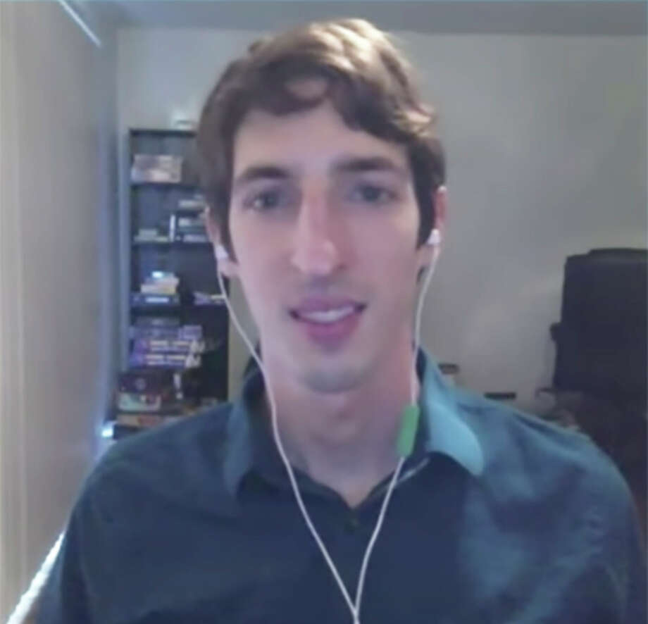 James Damore, the former Google engineer who was fired Monday after posting a missive criticizing the company's diversity programs that leaked online. / handout