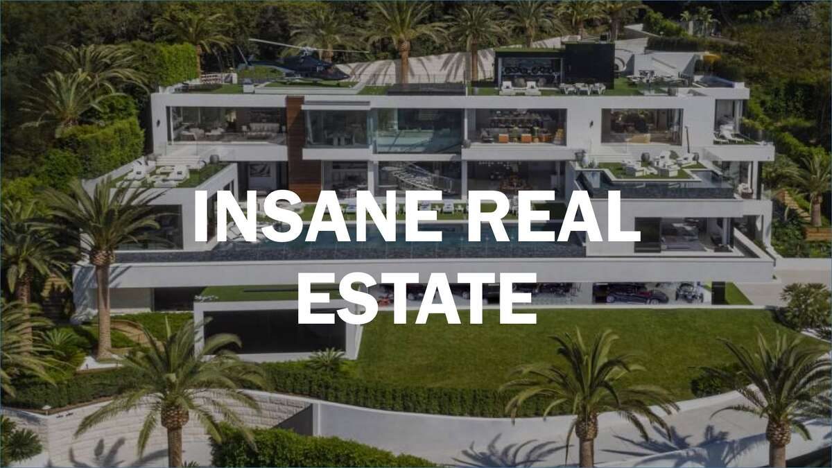 Luxury Bruce Makowsky's $250 million Bel Air spec home was the most expensive home on the U.S. real estate market when it first went on the market in January 2017. Scroll through the gallery to see more insane real estate.