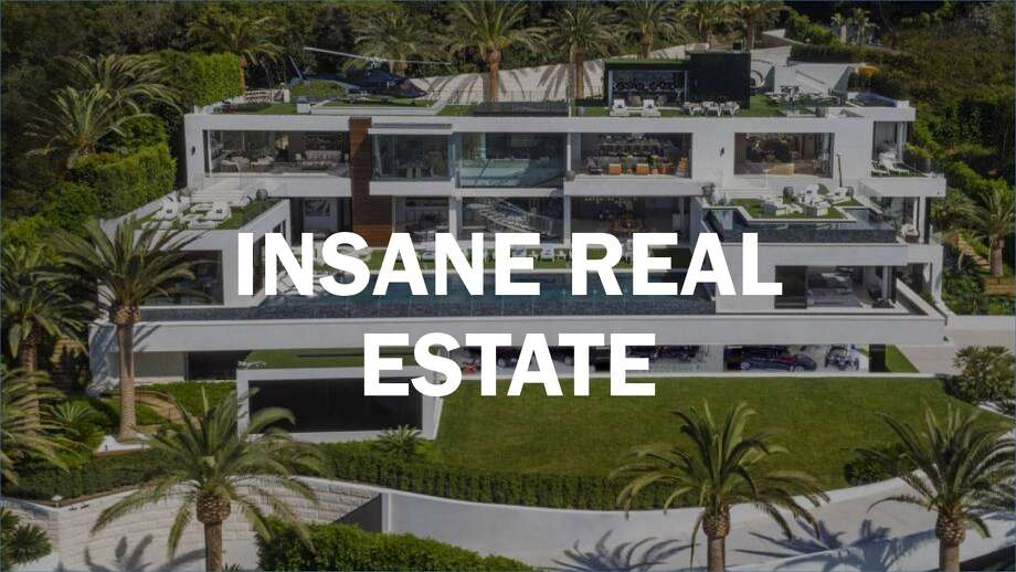 Luxury Bruce Makowsky's $250 million Bel Air spec home was the most expensive home on the U.S. real estate market when it first went on the market in January 2017.Scroll through the gallery to see more insane real estate. Photo: .