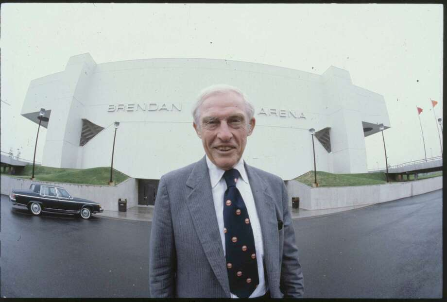 Former Astros owner John McMullen was in the process of selling the team when he leased out the Astrodome for the Republican National Convention. The move drew the ire of the Major League Baseball Players Association. Photo: Bettmann, Contributor / This content is subject to copyright.