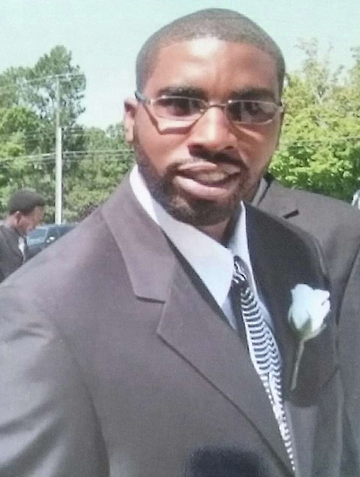 Terrence Sterling, 31, of Fort Washington, Md.,was fatally shot by a District police officer after he crashed the motorcycle he was riding into police cruiser during a traffic stop on Sept. 11, 2016.