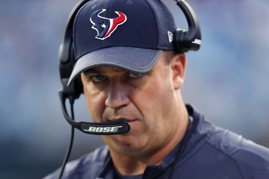 The Texans have gone 9-7 in each of Bill O'Brien's first three seasons, winning the AFC South the past two years. He has a year left on his contract after this year, and what transpires in 2017 will have a major impact on whether an extension is in his future. Photo: Brett Coomer/Houston Chronicle