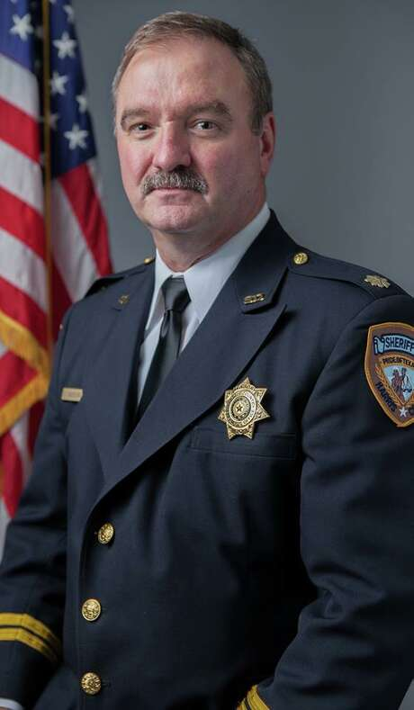 """Precinct 3 Assistant Chief Deputy Constable Clinton """"Clint"""" Greenwood, 57, who passed away April 3, 2017. Photo: Submitted Photo / Stratford Booster Club"""