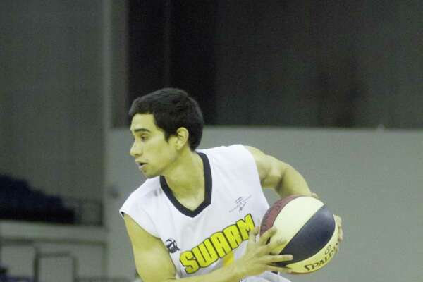 The Swarm are looking to stock next year's team full of the best basketball players Laredo has to offer as they will hold a tryout Aug. 20. Alexander alumnus Andy Garcia is one of six players with a local tie to play for the team in two and a half seasons, and Laredo plans on drastically increasing that total this year.