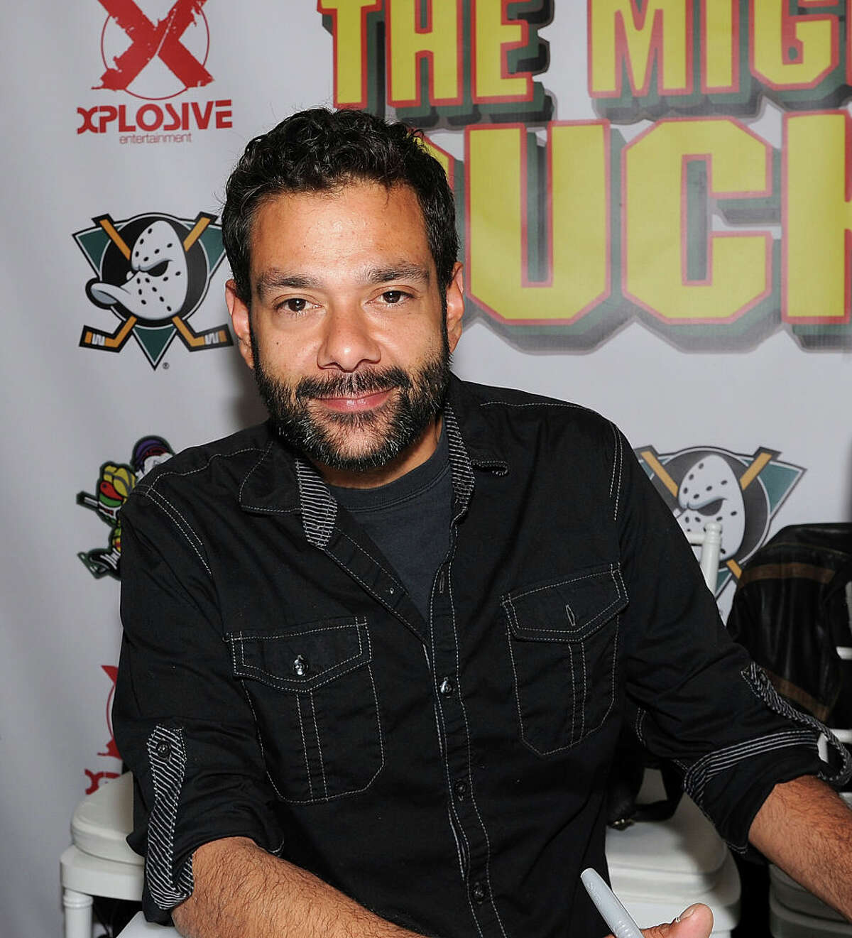 Shaun Weiss, seen here in a file photo from 2015. >>Shocking celebrity mugshots