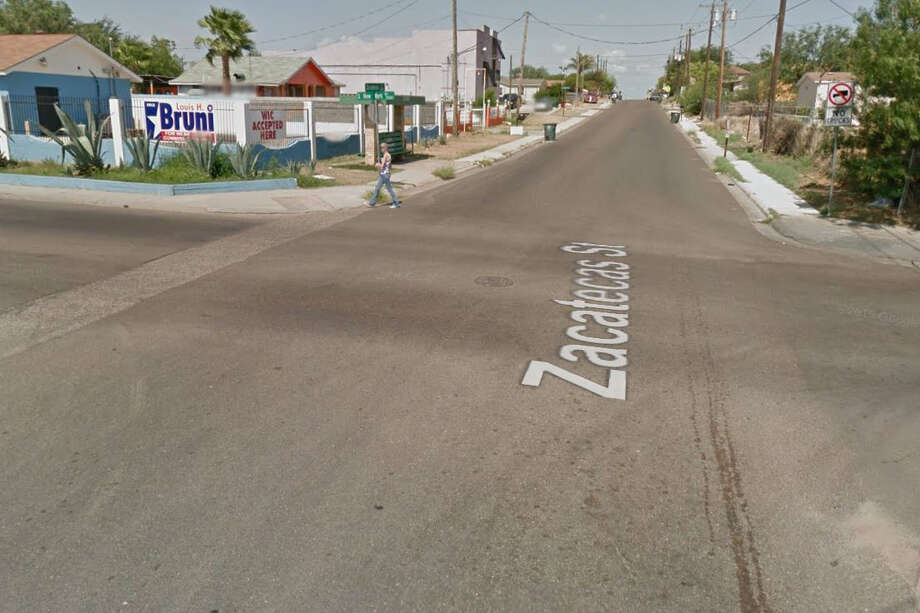 Laredo police officers and the Laredo Fire Department responded to an arson report at about 3 a.m. Wednesday in the 2900 block of Zacatecas Street. Photo: Google Maps/Street View